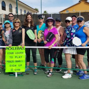 Member Spotlight: Pickleball in Cabo