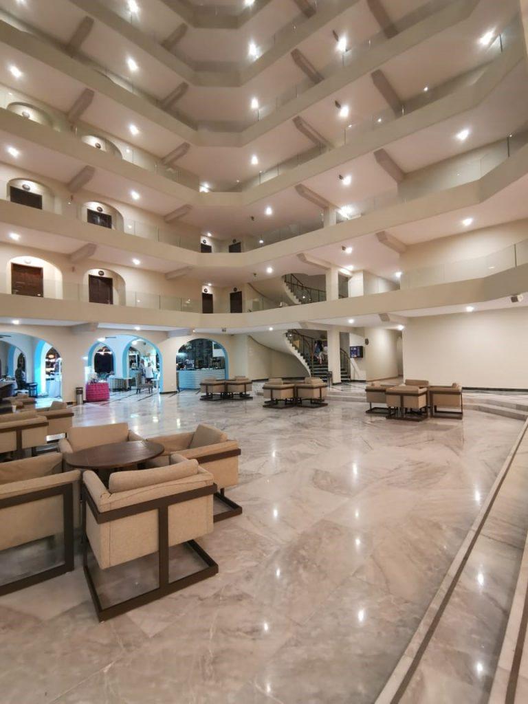 Upgraded Lobby at VDP Puerto Vallarta