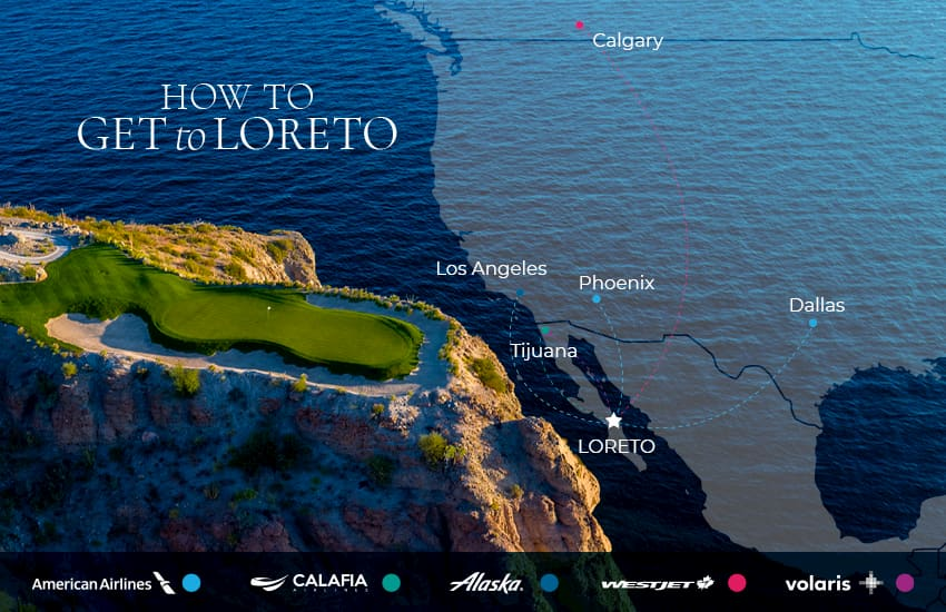 American Airlines Announces New Flights to Loreto