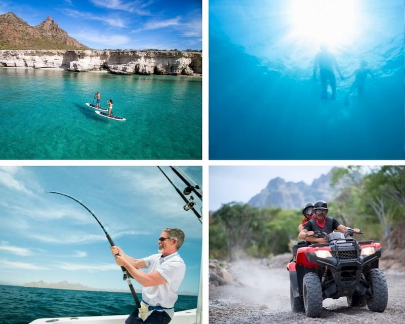 things to do in loreto mexico