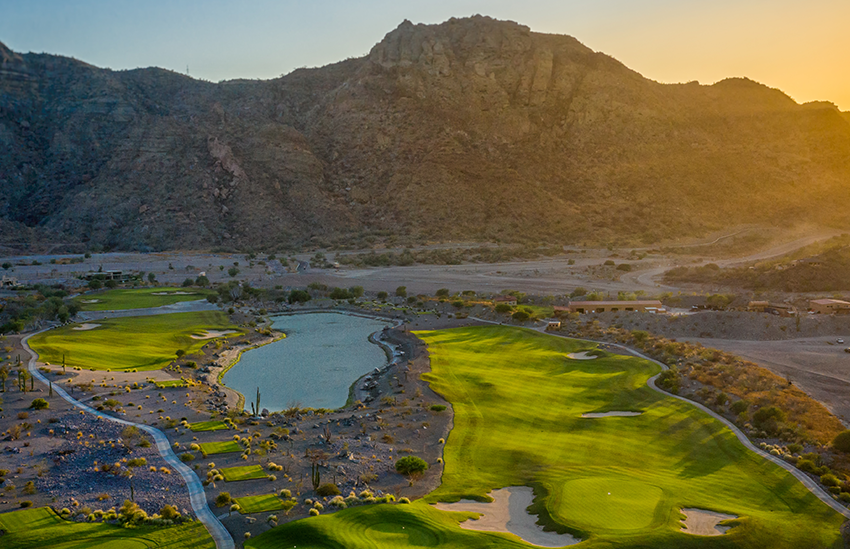 Best Golf Course in Mexico 2021 Nomination by World Golf Awards