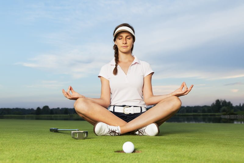 Benefits of Golf - Stress Reduction