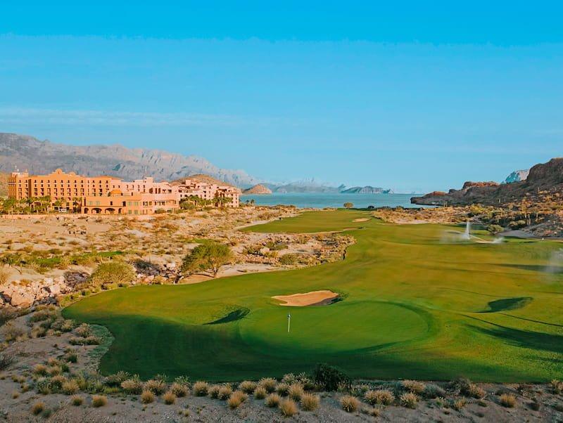 Best Golf Resorts in Mexico and Central America Villa del Palmar Loreto