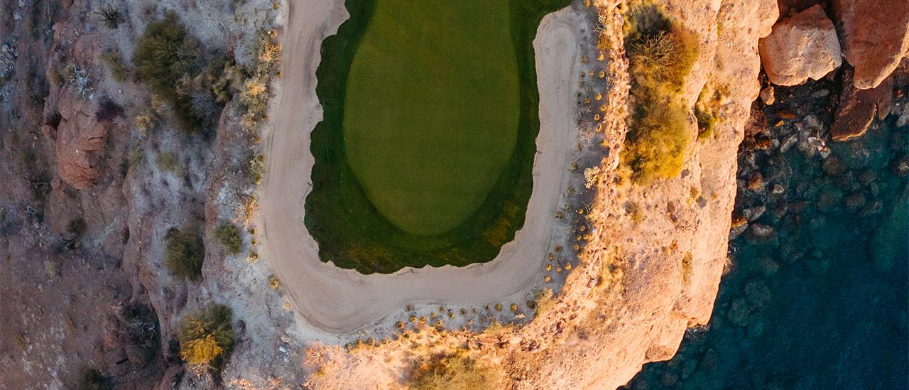 TPC Danzante Bay at Villa del Palmar Loreto named best golf resort in mexico and central america