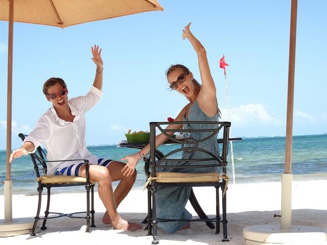 Members Return to Cancun