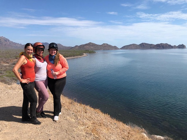 Lainey Visits the Islands of Loreto