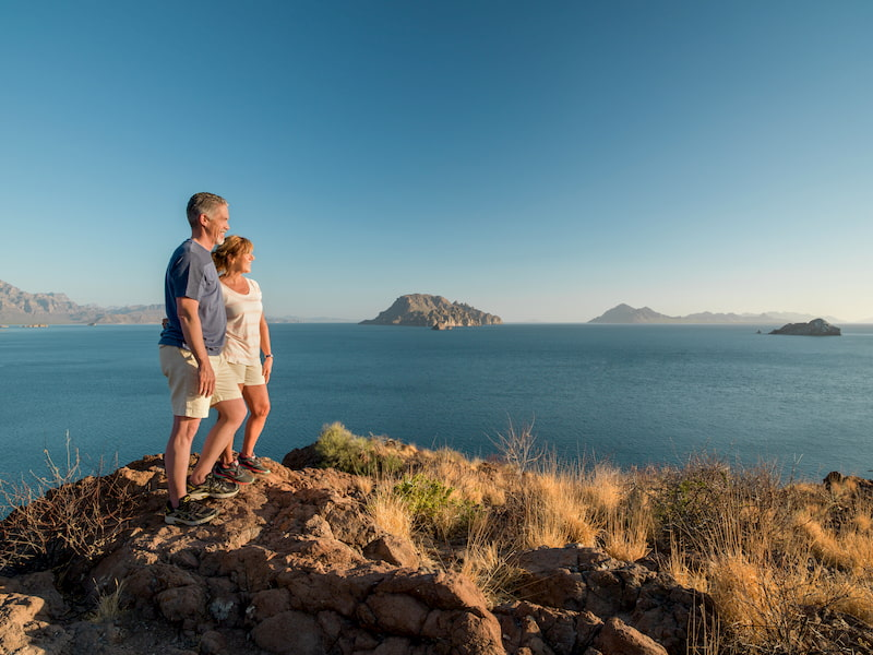 Guests Return to the Islands of Loreto