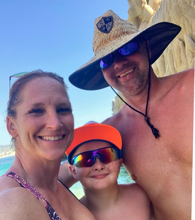 Member Dawn Swingen Visits Cabo!