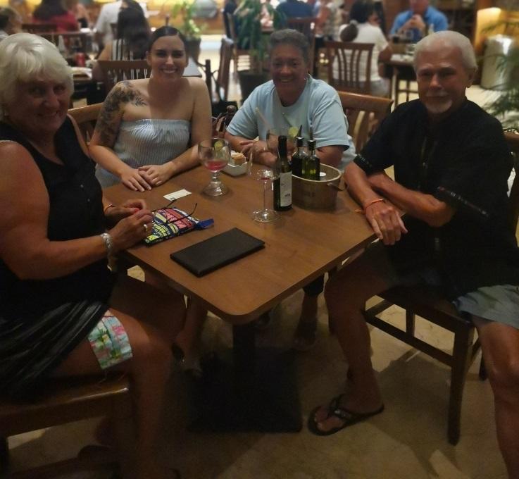 Members Shirley & James Visit Vallarta