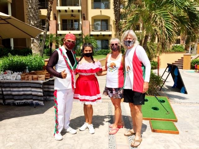 Member Sandra Rowe Visits Cabo