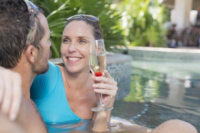 Members & Guests Visit Villa del Palmar Cancun